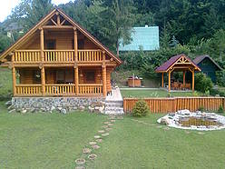 Log Cabin Malachov